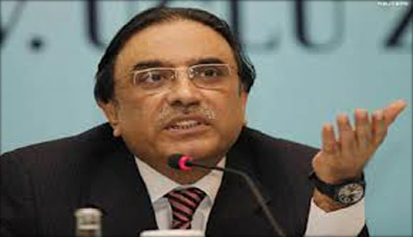 Zardari takes pride in upholding media freedom