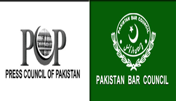 Pakistan Bar Council, Press Council of Pakistan to provide media-persons legal aid