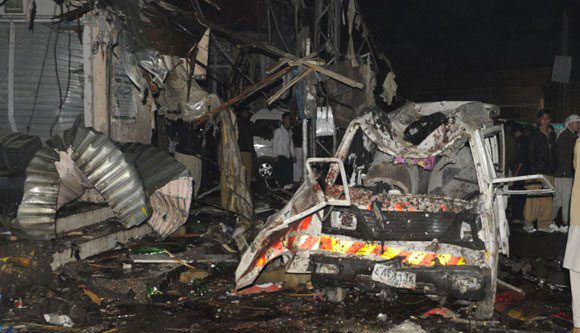 At least 93 lives lost in Quetta explosions