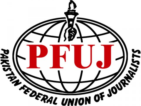 PFUJ president calls for freedom of press