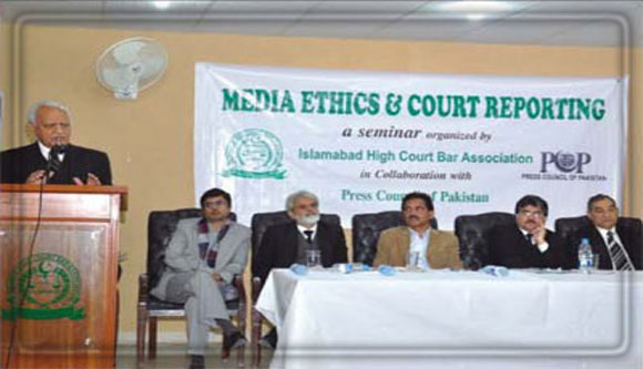 Journalists unanimous in upholding media ethics