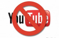 YouTube blockade