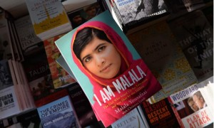 Malala book still not get allow to launch in KP