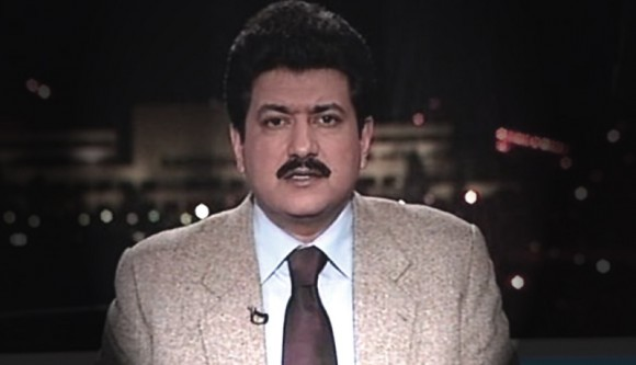 security for Hamid Mir