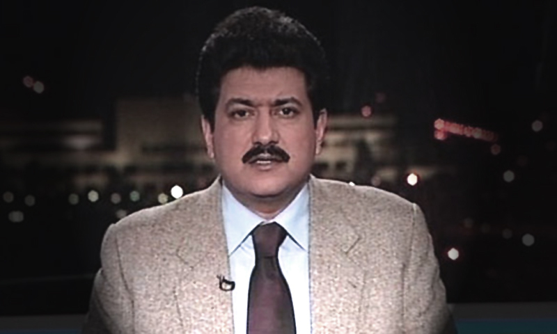 Chief Justice names three judges for Hamid Mir attack probe