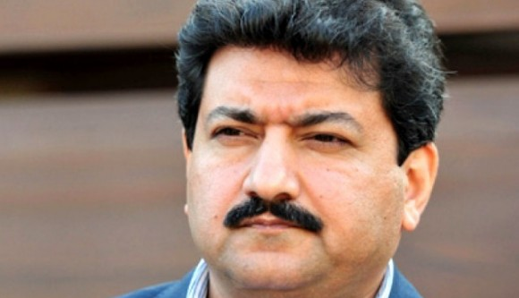 Media superstar - hamid mir