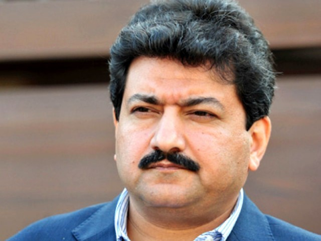 Threats were from state, non-state actors: Hamid Mir