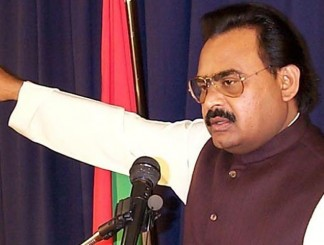 Altaf expresses concern over threats against journalists