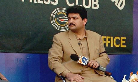 The Hamid Mir case: 'In Pakistan, they used to censor journalists – now they shoot us'
