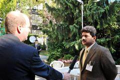 Pakistani journalist Hamid Mir victim of attempted murder