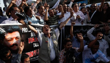 Protecting Pakistan journalists