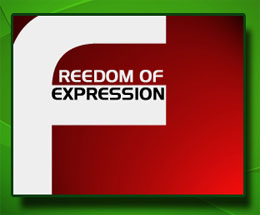They are killing freedom of expression!