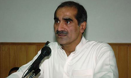 Democracy can't be 'chopped up like vegetables': Saad