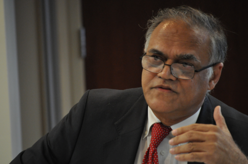 Unlicensed religious channels on, licensed Geo off: Javed Jabbar