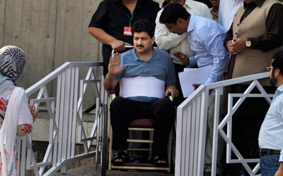 Q&A: Pakistan's Hamid Mir speaks about climate for press freedom following attack