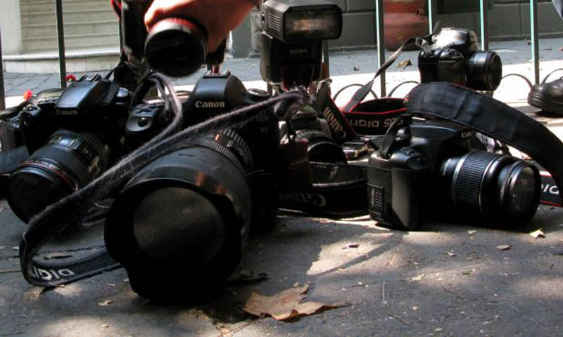 On Constitution Avenue, journalism is a crime
