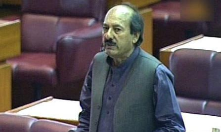 Senator raises Geo's closure in parliament