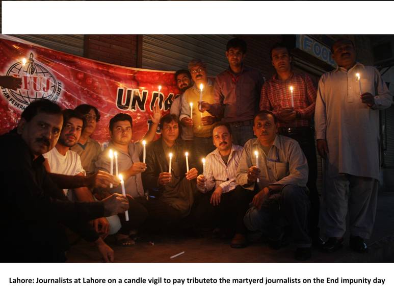 Nawaz Sharif #whatareyoudoing? – IFJ/SAMSN call on leader for action