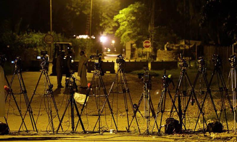 Gauging media freedom