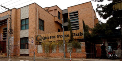 Quetta Press Club receives threatening letter