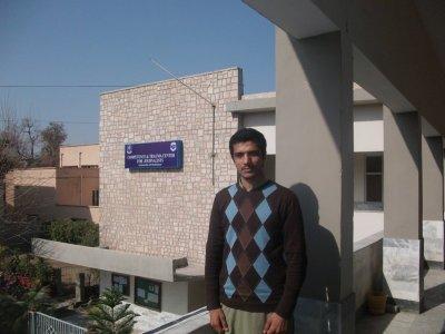 Pakistani university helps traumatized journalists